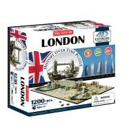 Объемный пазл Лондон, Великобритания , 4D CITYSCAPE 40012