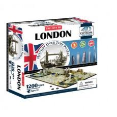 """Объемный пазл """"Лондон, Великобритания"""""""