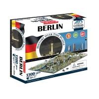 Объемный пазл Берлин, Германия , 4D CITYSCAPE 40022