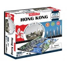 Объемный пазл 4Д город Гонконг, Китай , 4D CITYSCAPE 40026