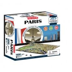 Объемный пазл Париж , 4D CITYSCAPE 40028