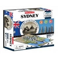 Объемный пазл 4Д город Сидней, Австралия , 4D CITYSCAPE 40032