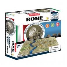 Объемный пазл Рим , 4D CITYSCAPE 40042