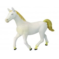 Объемный пазл 3Д Белая лошадь, 4D Master 26458