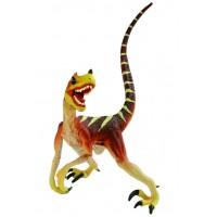 Объемный пазл 3Д Динозавр Велоцираптор, 4D Master 26435