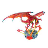 Объемный пазл 3Д Дракон Огненный, 4D Master 26846