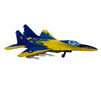 Объемный пазл 3Д Истребитель МиГ-29 UA, 4D Master 26199