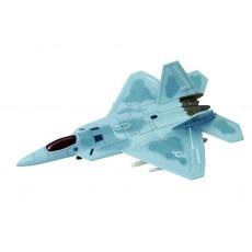 Объемный пазл 3Д Многоцелевой истребитель F-22A Raptor (Ящер), 4D Master 26201