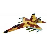 Объемный пазл 3Д Истребитель F/A-18C Desert Hornet , 4D Master 26202