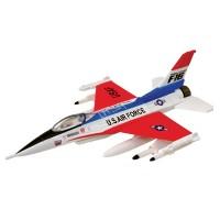 Объемный пазл 3Д Самолет YF-16 CCV, 4D Master 26209