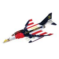 Объемный пазл 3Д Самолет F-4E, 4D Master 26216