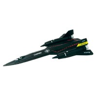 Объемный пазл 3Д Самолет SR-71, 4D Master 26223