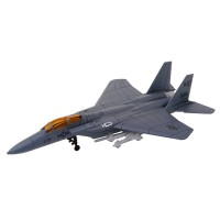 Объемный пазл 3Д Самолет F-15E, 4D Master 26230