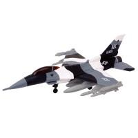 Объемный пазл 3Д Истребитель F-16C Thunderbirds, 4D Master 26232