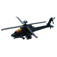 Военный вертолет AH-64 Black Apache