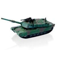 Объемный пазл 3Д Танк M1A2 ABRAMS [WOODLAND] , 4D Master 26325