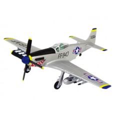 Объемный пазл 3Д Самолет F-51D Mustang, 4D Master 26902