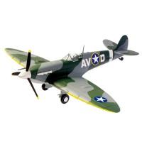 Объемный пазл 3Д Самолет Spitfire MK.VB Debden, 4D Master 26903