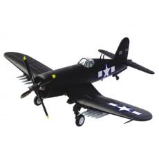 Объемный пазл 3Д Самолет F4U Black Corsair, 4D Master 26906