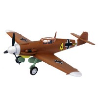 Объемный пазл 3Д Самолет BF-109 Messerschmitt F-4/TROP, 4D Master 26907