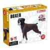 Объемный пазл 3Д Собака Боксер, 4D Master 26489