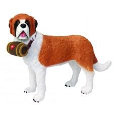 Объемный пазл 3Д Собака Сенбернар, 4D Master 26490