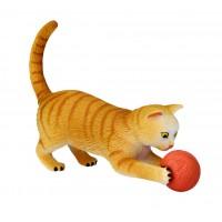 Кот кремовый табби