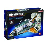 Объемная модель Космический корабль Спейс Шатл, 4D Master 26116