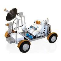 Объемный пазл 3Д Лунный вездеход с астронавтом, 4D Master 26374
