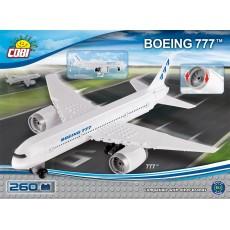 Конструктор Cobi Самолет Boeing-777 260 деталей Cobi-26261
