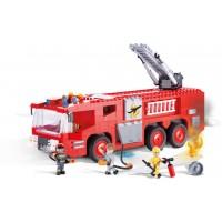 Конструктор Пожарная машина в аэропорту , COBI COBI-1467