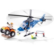 Конструктор Полицейский вертолет , COBI COBI-1563