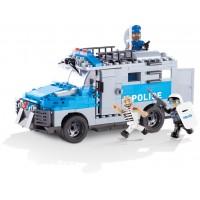Конструктор 'Полицейская бронированная машина , COBI COBI-1564