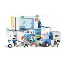 Конструктор Полицейский участок , COBI COBI-1567