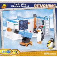 Конструктор Миссия Северный Ветер , COBI COBI-26082