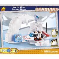 Конструктор Секретная база Северный Ветер , COBI COBI-26151