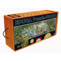 Пазл  Дикая жизнь 33600 элементов, EDUCA EDU-16066