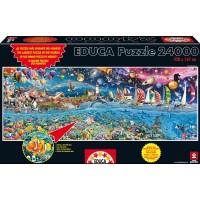 Пазл Жизнь 24000 элементов, EDUCA EDU-13434