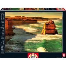 Пазл  Большой океанский путь, Австралия 1000 элементов, EDUCA EDU-15990