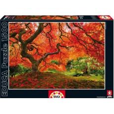 Пазл  Японский сад 1500 элементов, EDUCA EDU-16310