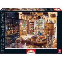 Пазл  Пекарня 3000 элементов, EDUCA EDU-16319