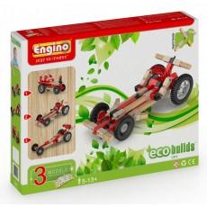 Конструктор Машинки , 3 модели, ENGINO EB10
