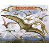 Пазл  Летающие динозавры 100 элементов, EuroGraphics 8104-0680