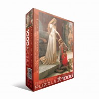 Пазл Акколада Эдмунд Блэр Лейтон, 1000 элементов, EuroGraphics 6000-0038