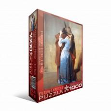 Пазл Поцелуй Франческо Айец, 1000 элементов, EuroGraphics 6000-0148