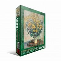 Пазл Топинамбур Клод Оскар Моне, 1000 элементов, EuroGraphics 6000-0319