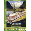 Пазл Канадский експресс Роджер Коуиллард, 1000 элементов, EuroGraphics 6000-0322