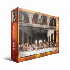 Пазл Тайная вечеря Леонардо да Винчи, 1000 элементов, EuroGraphics 6000-1320