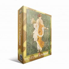 Пазл Весна, фрески Помпеи 1000 элементов, EuroGraphics 6000-3125