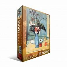Пазл Голубая ваза Поль Сезанн, 1000 элементов, EuroGraphics 6000-3802